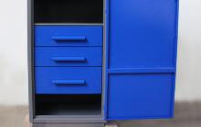 Фото шкафа для инструмента ШИМ-02-02 Вид №5