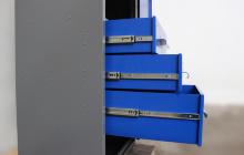 Фото шкафа для инструмента ШИМ-02-02 Вид №6