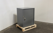 Фото сейфа металлического армейского