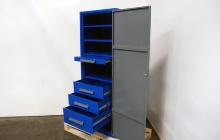 Металлическая дверца шкафа ШИМ