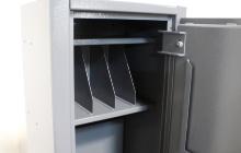 Металлические разделители шкафа ОШ-5АКМ