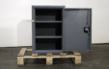 Шкаф малый ШММ в открытом виде