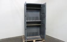 Фотография шкафа оружейного ОШ-20АКМ в открытом виде