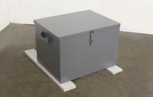 Фото металлического ящика