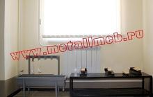 Оборудование мебелью армейского санузла