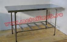 Столешница из нержавеющей стали (фото 1)