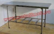 Столешница из нержавеющей стали (фото 2)