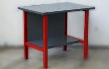 Фото общего вида слесарного стола