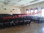 Установка клубного кресла