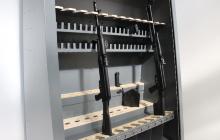 Фото пирамиды для хранения оружия