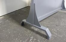 Фото металлической ножки ограждения ЩОС-01