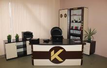 Фотографии индивидуальной офисной мебели