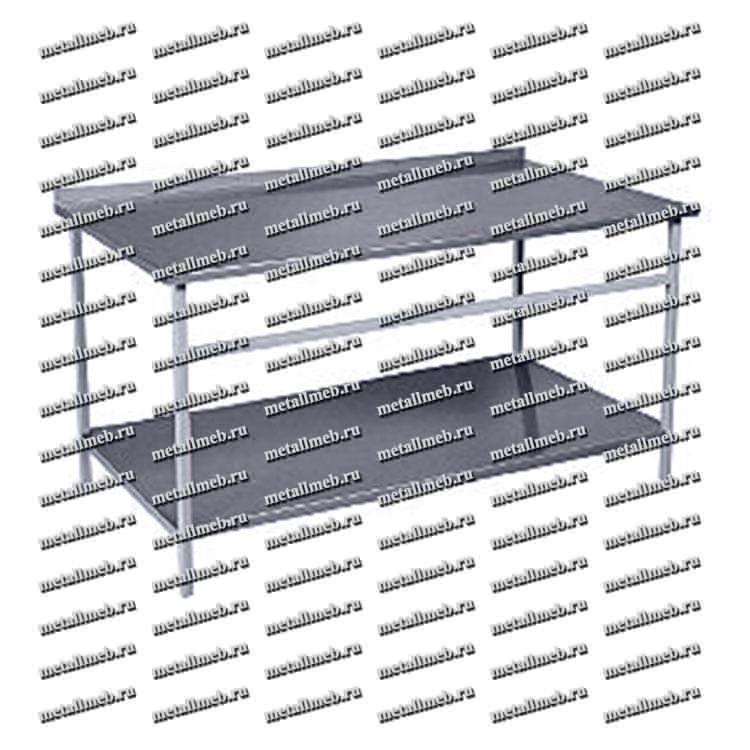 Фото производственного стола пристенного