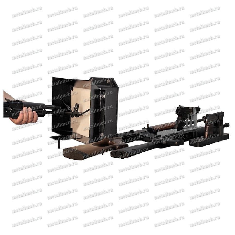 Поставка пулеулавливателей для охранной организации