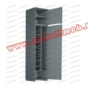 Металлический универсальный шкаф тип А-Ф