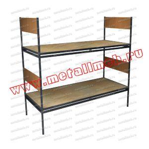 Двухъярусная армейская кровать тип Ф