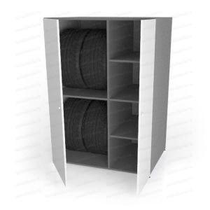 Щкаф для хранения шин